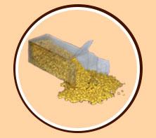 Кондитерская капля глазурь Лимонная