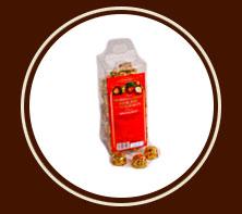 Шоколадные изделия с фундуком